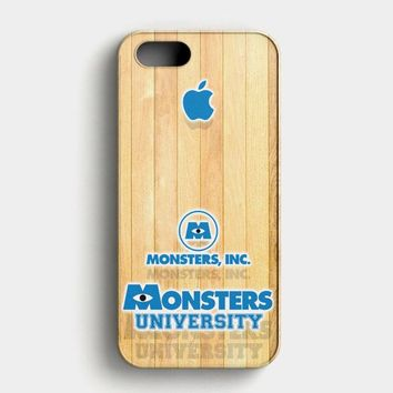 Monster Inc Logo iPhone SE Case