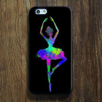 Ballet Dancer iPhone 6s Case, iPhone 6 plus Case, iPhone 5 Case, Galaxy Case 3D 148