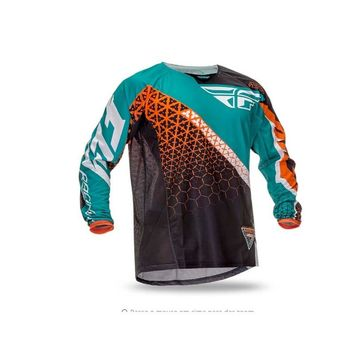 2017 Mountain Bike Downhill DH MX RBX cycling Running Clothing Off-road Motocross Jersey for Men Long Sleeve Cycling Jersey