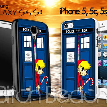 zelda open tardis dr who snow KK case for iPhone 4/4s/5/5s/5c/6/6+ case,iPod Touch 5th Case,Samsung Galaxy s3/s4/s5/s6Case, Sony Xperia Z3/4 case, LG G2/G3 case, HTC One M7/M8 case galaxy