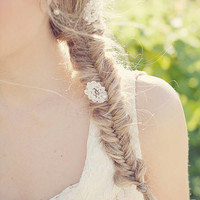 Rosanna Lace Hairpins