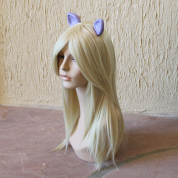 Derpy Hooves cosplay wig -  derpy hooves costume / friendship is magic / My Little Pony costume / pegasus pony