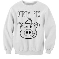 Dirty pig jumper - 100% authentic