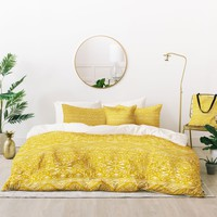 Heather Dutton Grand Bazaar Goldenrod Bed In A Bag