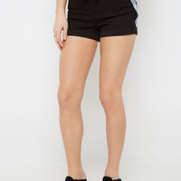 Black Soft Jean Short | Jean Shorts | rue21