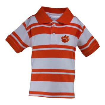 Clemson Rugby Golf Shirt