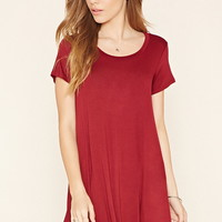 Flared T-Shirt Dress | Forever 21 - 2000203662