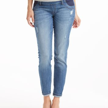 DL1961 Riley Maternity Boyfriend Jean