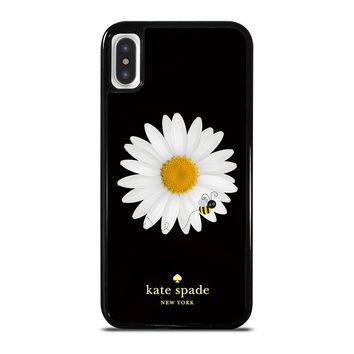 KATE SPADE BEE AND FLOWER iPhone X Case