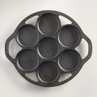 Lodge Cast Iron Biscuit Pan