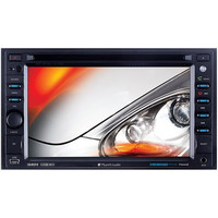 Planet Audio P9640B 6.2 Touchscreen Double-DIN DVD Car Stereo Bluetooth