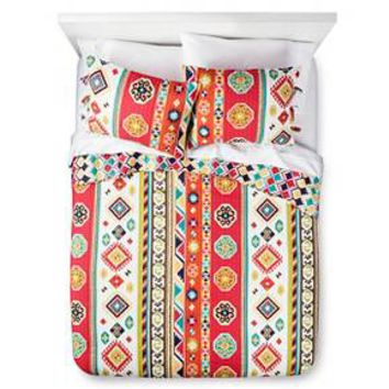 Zaayan Quilt and Sham Set (Queen) Multicolored 3pc - Mudhut™ : Target