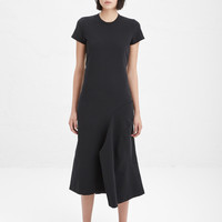 Totokaelo - Comme des Garcons Black Fitted Dress - $850.00