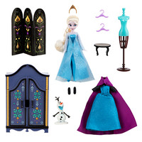 Elsa Mini Doll Wardrobe Play Set - Frozen