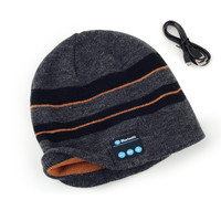Knitted Beanie Smart Hat