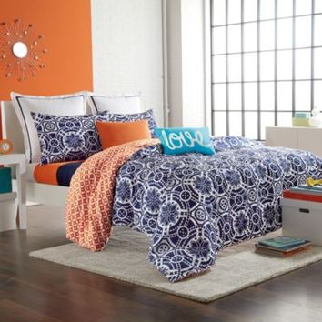 Studio 3B™ Kayla Reversible Duvet Cover and Sham Set
