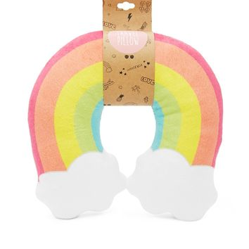Rainbow Travel Pillow