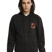 Harry Potter Gryffindor Quidditch Hoodie