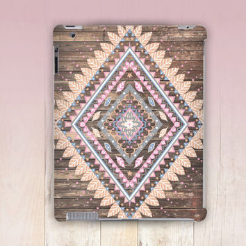 Tribal Pattern iPad Case For - iPad 2, iPad 3, iPad 4 - iPad Mini - iPad Air - Mandala
