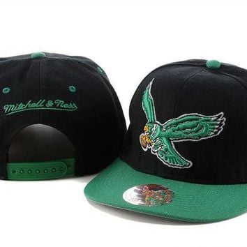 DCCKUN7 Philadelphia Eagles Cap Snapback Hat - Ready Stock