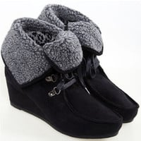 Winter Warm Ankle Boots
