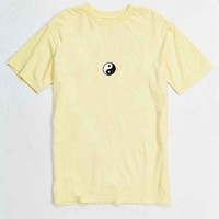 Embroidered Yin-Yang Tee