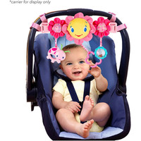 Walmart: Bright Starts Pretty In Pink Petal Pusher Carrier Toy Bar