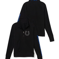 Indianapolis Colts Athletic Half-Zip Pullover