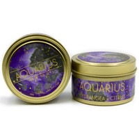 Often Wander - Aquarius Travel Candle