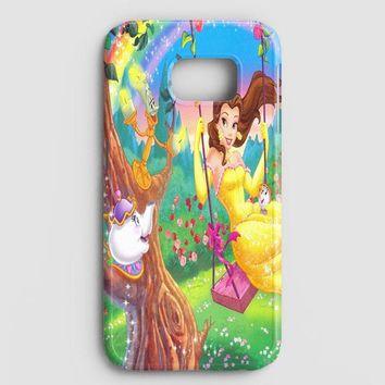 Beauty And The Beast Dancing Samsung Galaxy S8 Case