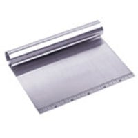 """Culinary Accessories Slicing & Dicing Bash 'n Chop 6"""", Stainless Steel"""