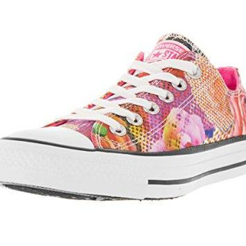 Converse Women s Chuck Taylor All Star Digital Floral Ox Basketball Shoe c6b38aea6bd9