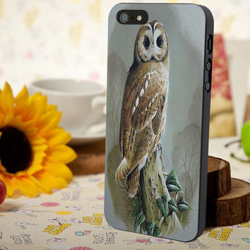 owl painting iphone case, smartphone, Xiaomi case
