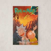 Rick And Morty Volume 4 By Kyle Starks | Urban Outfitters