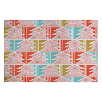 Heather Dutton Trim A Tree Chill Woven Rug