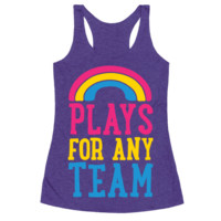 PLAYS FOR ANY TEAM