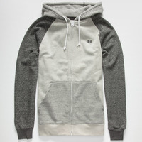 Billabong Balance Mens Hoodie Silver  In Sizes