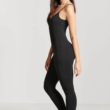 Ruched Cami Jumpsuit
