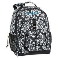 Gear-Up Ikat Medallion Backpack
