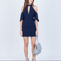 Little Cold Shoulder Dress