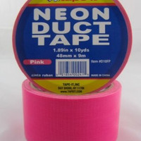 "Duct Tape - White - 1.89"" x 60 Yards Case Pack 12"