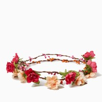 Flower Maiden Crown | Fashion Accessories – Hair | charming charlie