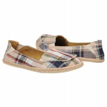 Women's Rocket Dog Clover Blue Pier Plaid