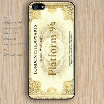 iPhone 5s 6 case golden Train tickets one direction dream catcher colorful phone case iphone case,ipod case,samsung galaxy case available plastic rubber case waterproof B627