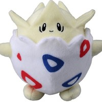 Takaratomy Pokemon Best Wishes Plush Doll N-35-Togepi
