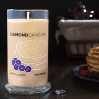 Wild Berry Pancake Ring Candle