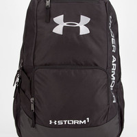 Under Armour Hustle Backpack Black One Size For Men 26834210001
