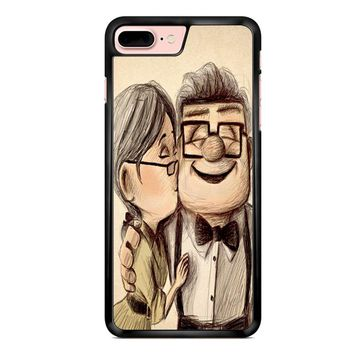 Up Disney Pixar Carl And Ellie iPhone 7 Plus Case