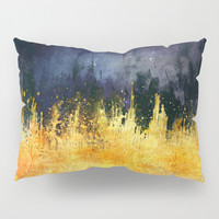 My burning desire Pillow Sham by HappyMelvin