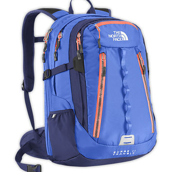 The North Face Equipment Daypacks Women's Backpacks WOMEN'S SURGE II TRANSIT BACKPACK